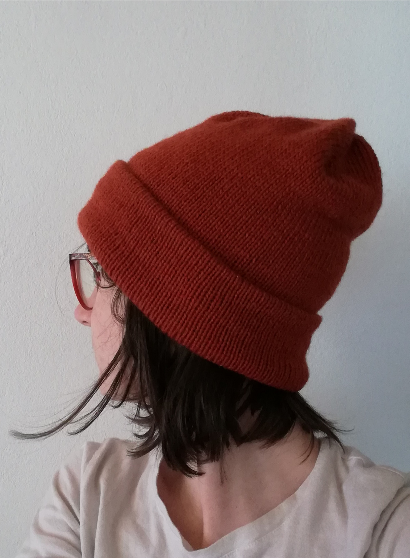 Oslo Hat tricot