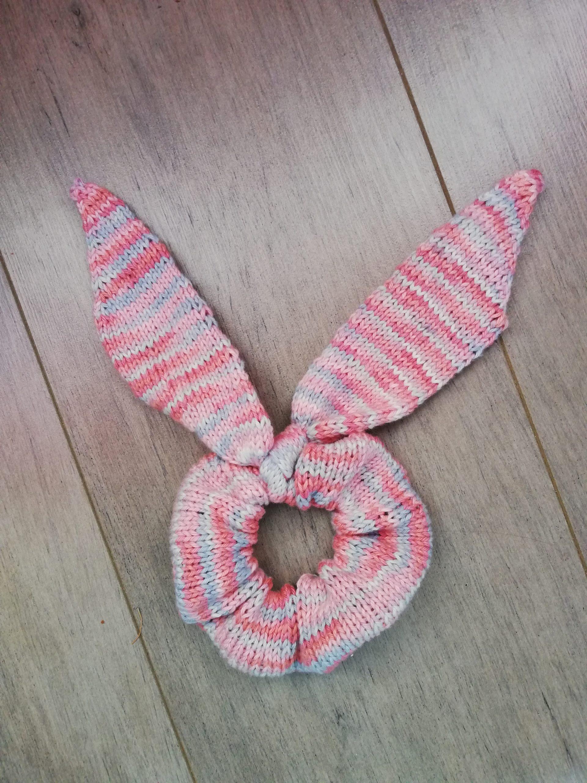 Pupu scrunchie