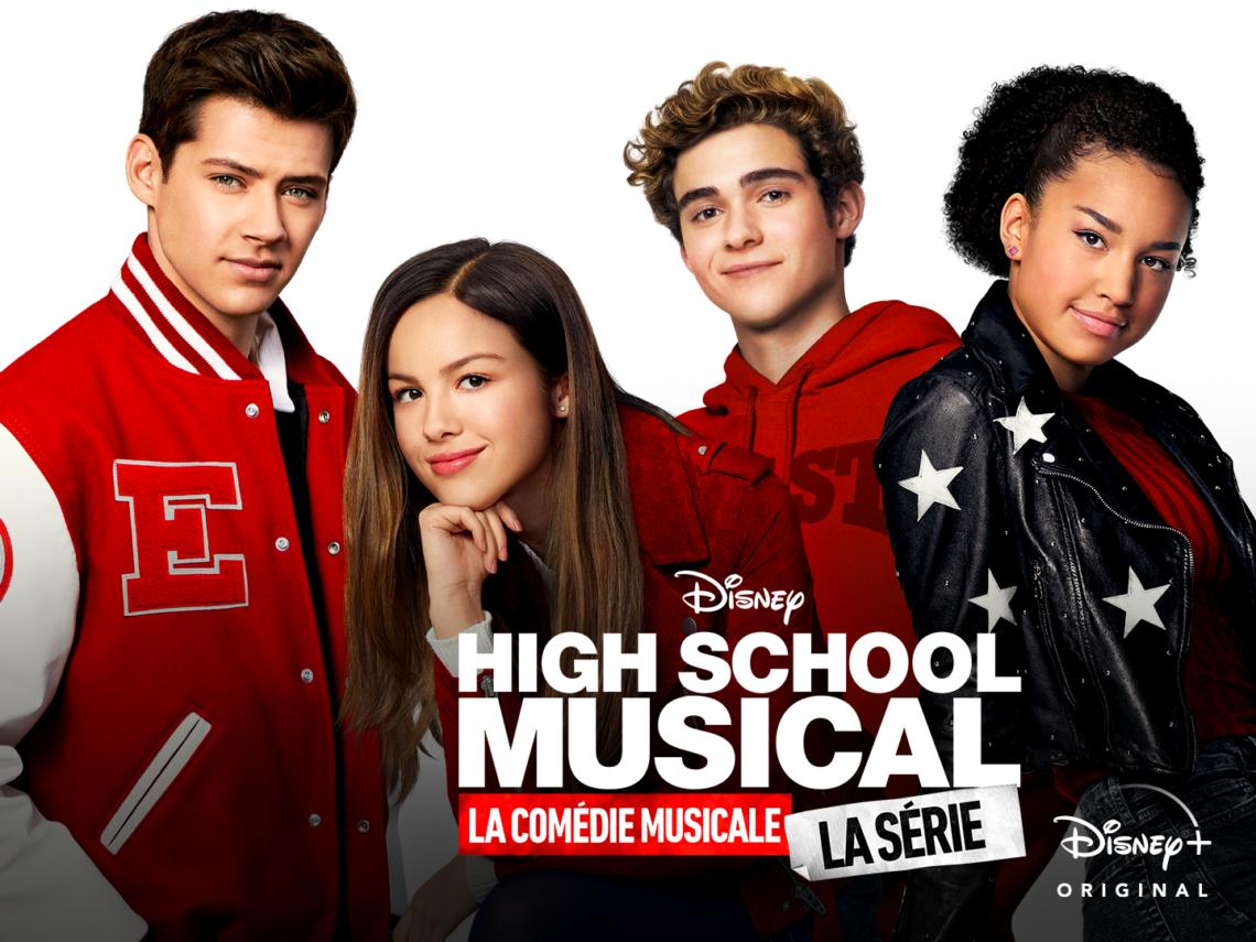 High School Musical : La Comédie musicale, la série