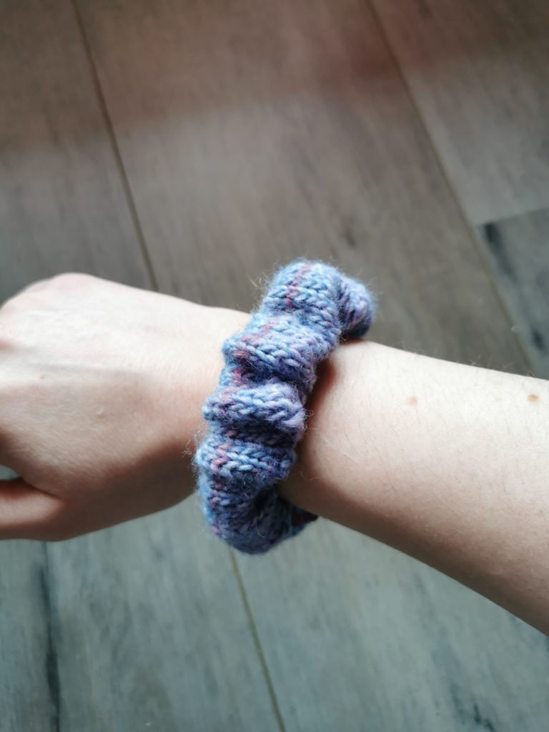 pupu scrunchie mini