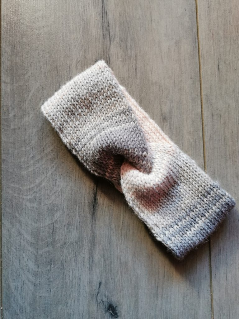 bandeau Frida tricot
