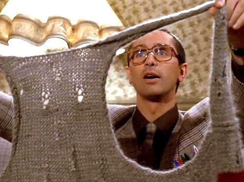tricot père noel est une ordure