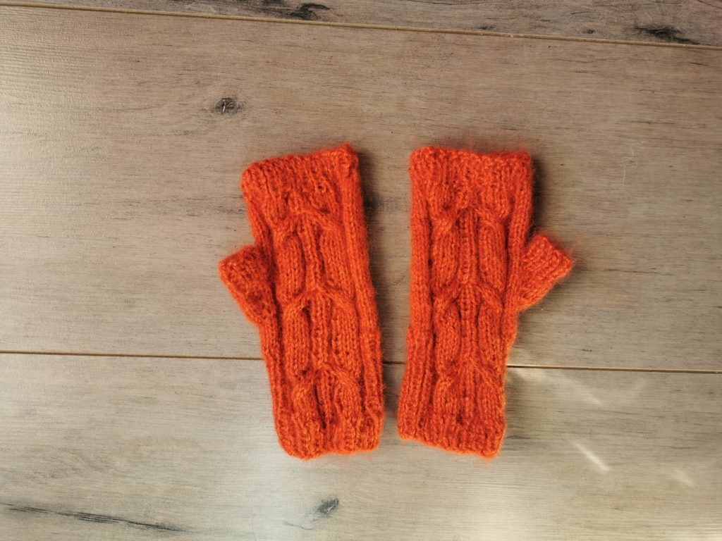 Mitaines Ionic tricot